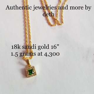 Golds price posted