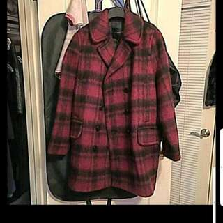 BNWT Coach Size L Winter Coat