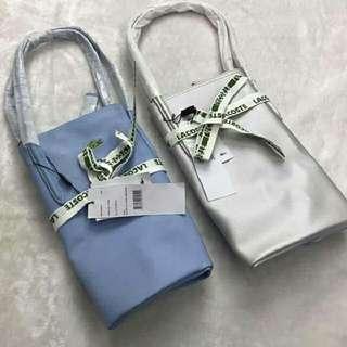 Authentic LACOSTE bags 😊