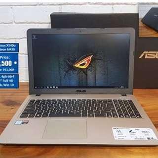 Gaming Asus X540U i3 7th Gen