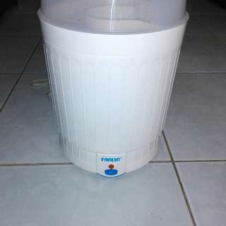 Farlin feeding bottle sterilizer