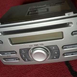 Audio Toyota Avanza Veloz