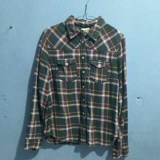 Flannel Levi's