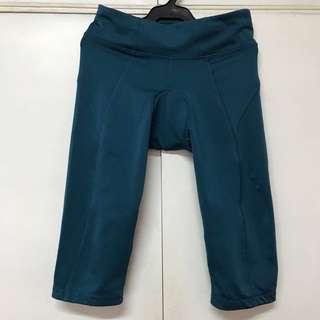 Blue-green Jogging Pants