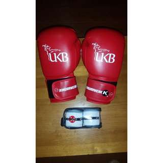 Women's Boxing Gloves & Hand Wraps