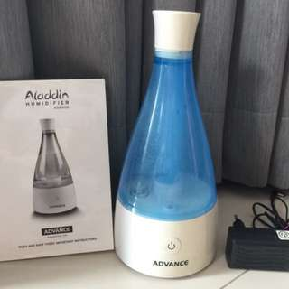 Humidifier advance type aladdin