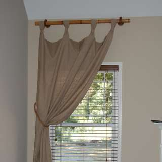 Supply install track, rod, curtains and all blinds