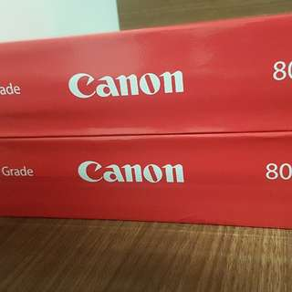 Canon business high grade A4 80gsm