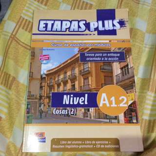 Spanish Booklet A1.2