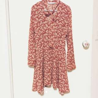 Floral Atmos & Here Dress