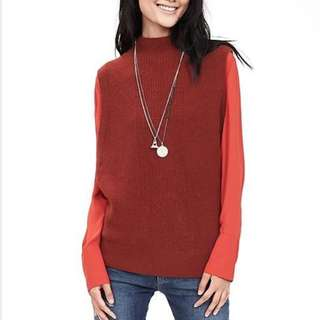 Banana Republic Envelope Side Pullover Sweater