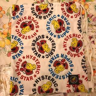 Hysteric Mini索繩背囊