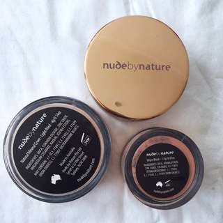 Nude by Nature Mineral Cover & Blush
