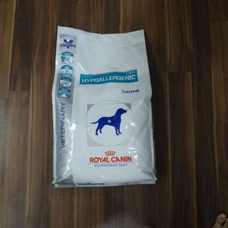 Royal Canin Veterinary Canine (Hypoallergenic) (7KG)