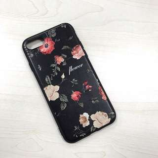 Embossed Flower Patter Matte for Iphone 7