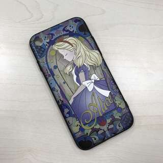 Relief Cute Princess Matte for Iphone 7