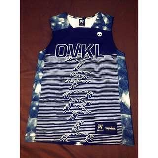 DV * Overkill 雙面球衣