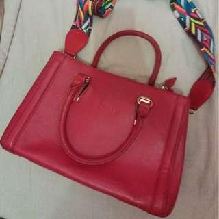 Tas Merah No brand