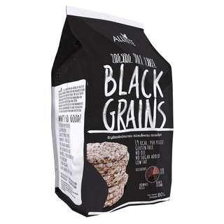 有機黑穀米餅 76g
