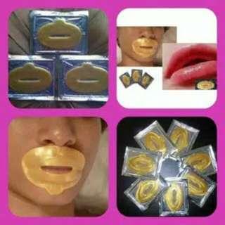Lip Mask Gold Collagen