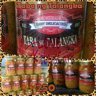 Taba ng Talangka