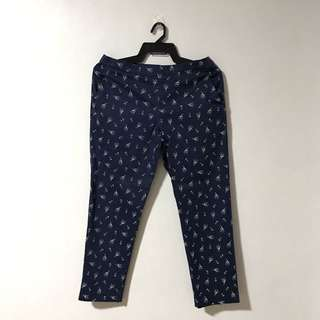 Uniqlo Printed Tokong Pants
