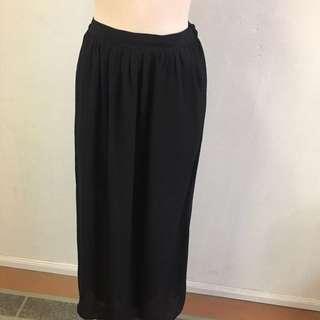 Size 10 Maxi Skirt
