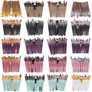 PRE - ORDER 20 pcs Kabuki Make Up Brush