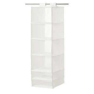IKEA SKUBB storage with compartments