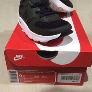 Toddler nike air max vision