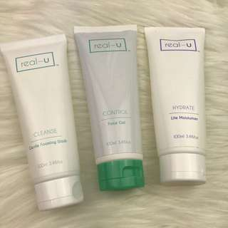 Real-U Skincare