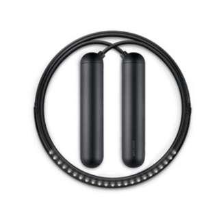 SMART ROPE LED Jump Rope - Black w/ bag
