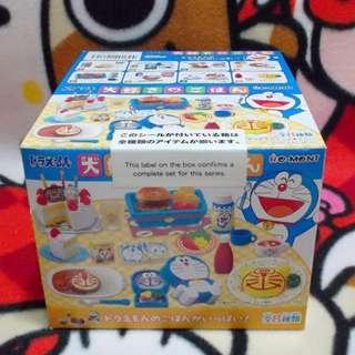 Re-ment x Doraemon 叮噹 I Love Rice Kitchen 我愛廚房 一套8盒
