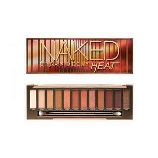 NAKED URBAN DECAY HEAT