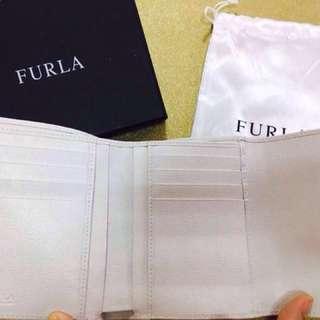 🌺(正品)FURLA 三折短夾  全新ㄆ便宜賣