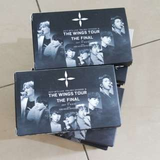 BTS ~ THE WINGS TOUR THE FINAL LOMO ~ READY STOCK
