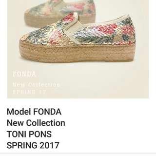 Toni pons shoes EU 35