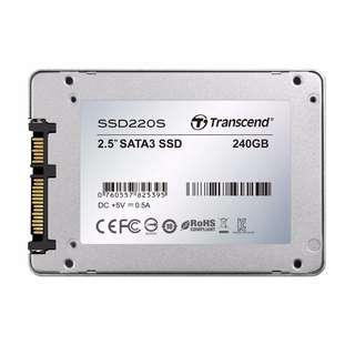 【易GO 3C】Transcend 創見 220S 240G 6.8mm SSD固態硬碟 TLC快閃記憶體 三年保固