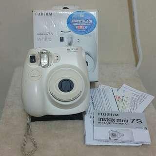 富士Mini 7s 拍立得相機
