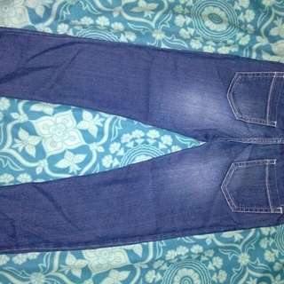 Gingersnap skinny jeans