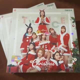 WTS: TWICE Lane 1 Christmas Edition