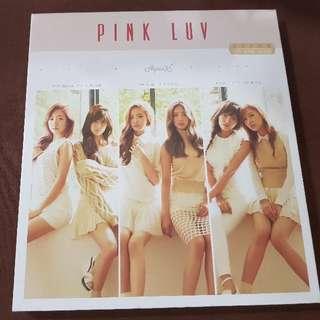 WTS: Apink 5th Mini Album PINK LUV