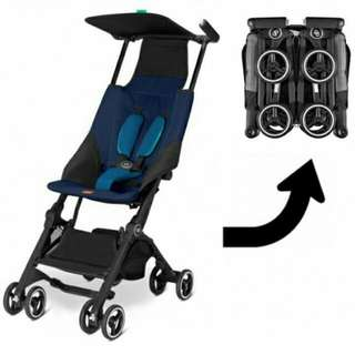 SALE !! GB POCKIT STROLLER!