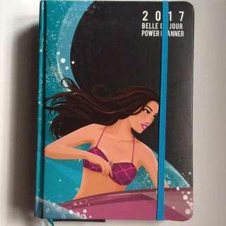 Belle De Jour Power Planner 2017