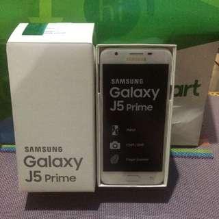 Brand new!! SAMSUNG GALAXY J5 prime 16gb