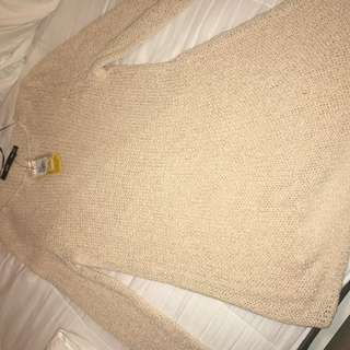 Sportsgirl beige knit
