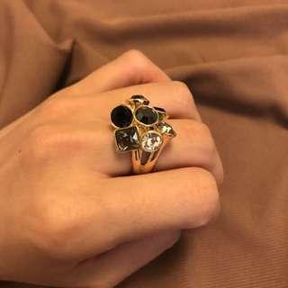 正韓 寶石戒指