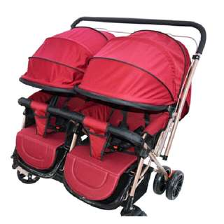Stroller For Twin Babies