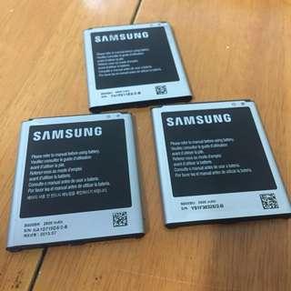 三星Galaxy S4 電池 一塊$48(可散買)