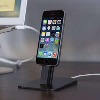 New Twelve South HiRise 2 Deluxe Stand Matte Black